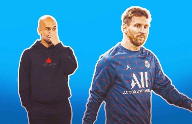Messi từng khiến Pep phải 'khóc hận' khi đối đầu ảnh 1