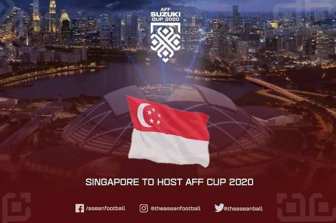 Vượt qua Thái Lan, Singapore đăng cai AFF Cup 2020 ảnh 1