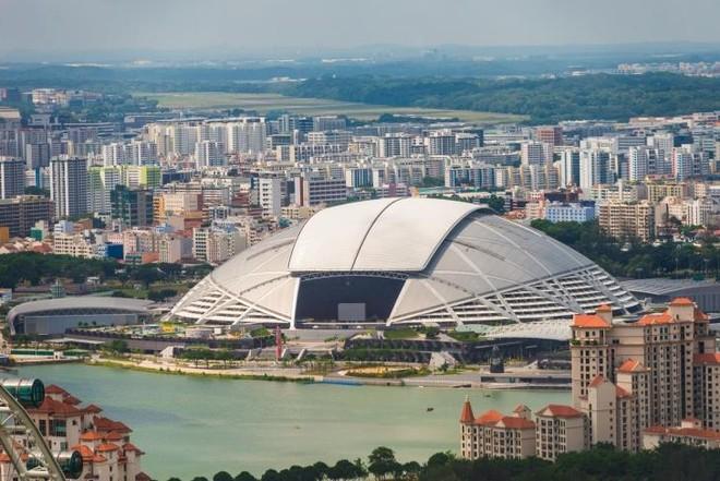 Vượt qua Thái Lan, Singapore đăng cai AFF Cup 2020 ảnh 2