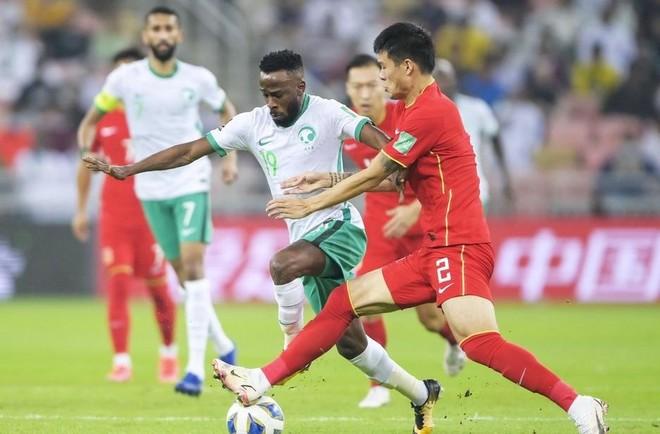 Tuyển Trung Quốc lại thua, tan dần mộng World Cup ảnh 1