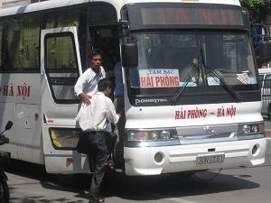 Hà Nội điều chỉnh lộ trình hàng trăm lượt xe khách liên tỉnh ảnh 1