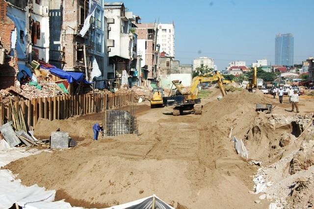 Đường Ô Chợ Dừa- Hoàng Cầu thông xe vào cuối năm ảnh 2