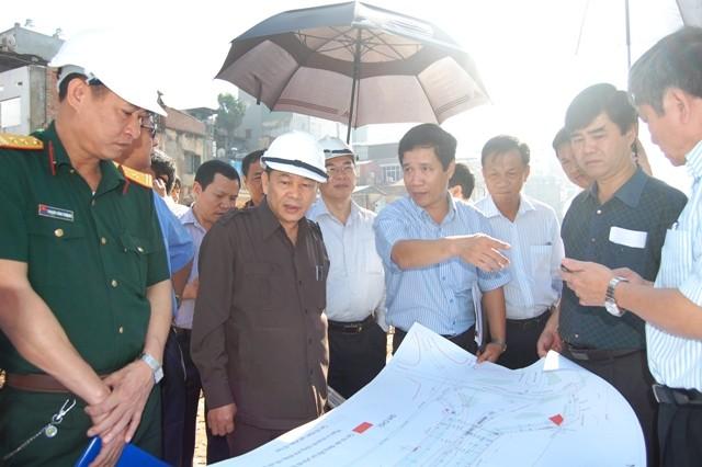 Đường Ô Chợ Dừa- Hoàng Cầu thông xe vào cuối năm ảnh 1