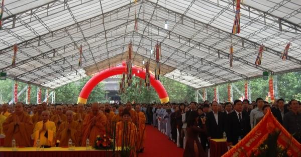 Đại lễ cầu siêu các nạn nhân tử vong vì TNGT ảnh 2