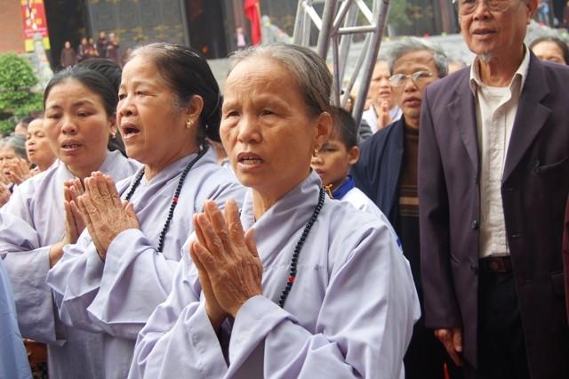 Đại lễ cầu siêu các nạn nhân tử vong vì TNGT ảnh 1
