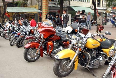 Chính thức thành lập CLB Harley Davidson Việt Nam ảnh 2