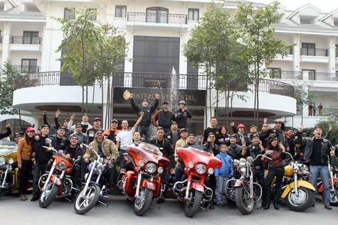 Chính thức thành lập CLB Harley Davidson Việt Nam ảnh 1