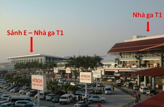 Jetstar chuyển địa điểm check-in các chuyến bay đến/đi sân bay Nội Bài ảnh 1