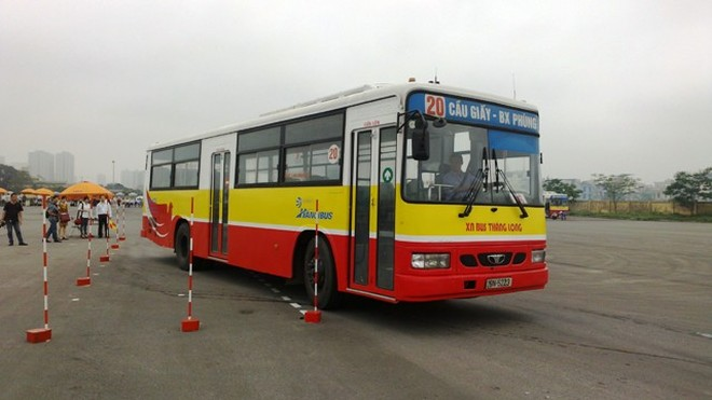 Hội thi lái xe buýt giỏi, an toàn ảnh 1