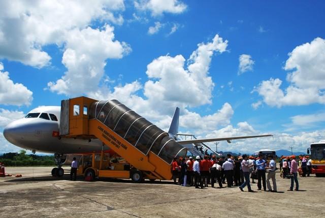 Jetstar Pacific mở đường bay đến Thanh Hóa ảnh 1