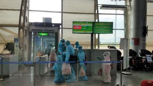 Vietjet đưa hơn 800 khách từ tâm dịch Đà Nẵng trở về nhà ảnh 1
