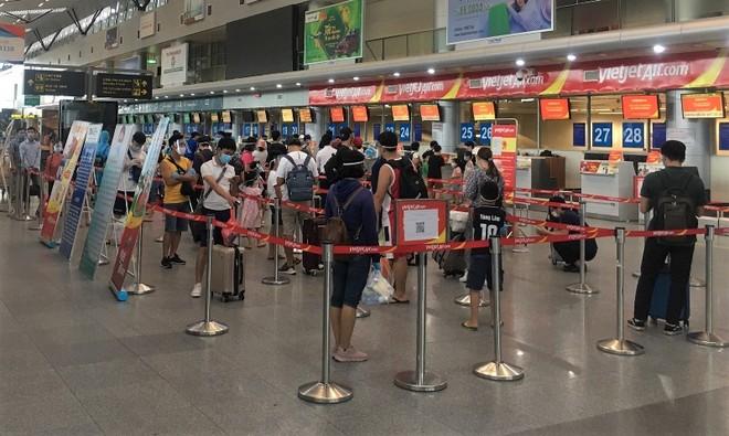 """Hết lệnh """"cấm"""", hàng không đồng loạt mở lại đường bay đến Đà Nẵng ảnh 1"""