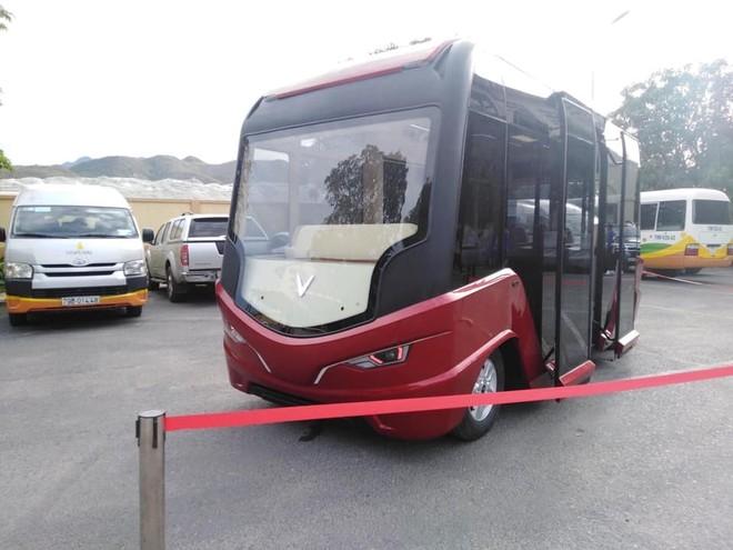Hà Nội sẽ mở thêm 10 tuyến buýt mới chạy bằng xe điện của Vingroup? ảnh 1