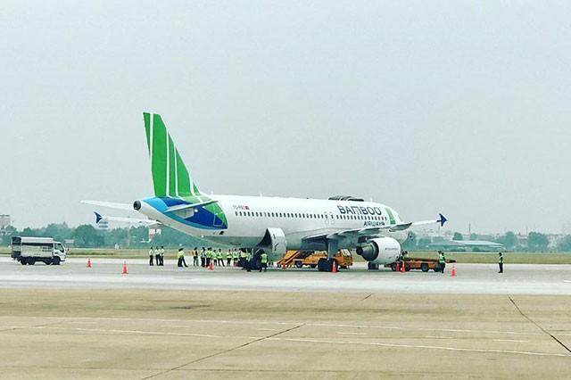 Bamboo Airways bán vé máy bay vượt slot: Cục Hàng không tuýt còi ảnh 1