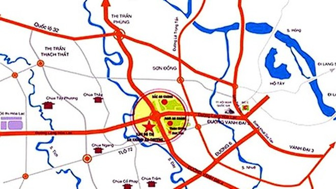 Đường vành đai 4 và 5 vùng Thủ đô: Địa phương đồng loạt kiến nghị Trung ương đầu tư ảnh 1