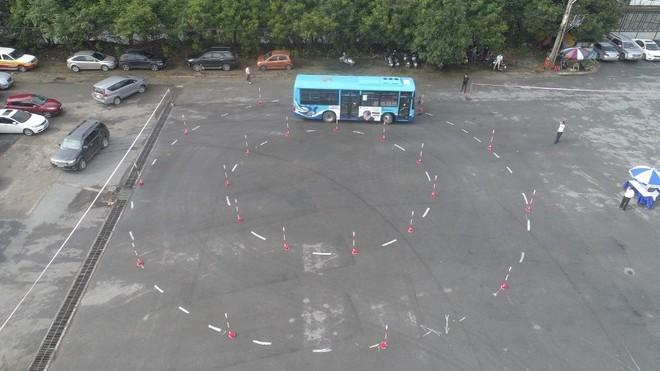 Cuộc tranh tài của tài xế xe buýt Thủ đô ảnh 2