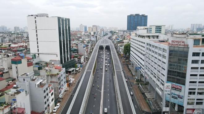 Hà Nội sẽ khởi công một số tuyến metro trong giai đoạn tới ảnh 3