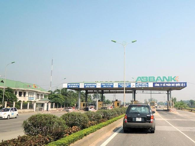Dự án BOT quốc lộ 2 Nội Bài - Vĩnh Yên: Nhà đầu tư muốn thu tiếp, Tổng cục Đường bộ nói đã đủ lợi nhuận ảnh 1