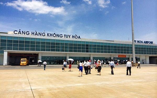 """Sân bay Tuy Hòa bỗng nhiên """"hot"""" vì 3 đại gia muốn tài trợ lập quy hoạch nâng cấp ảnh 1"""