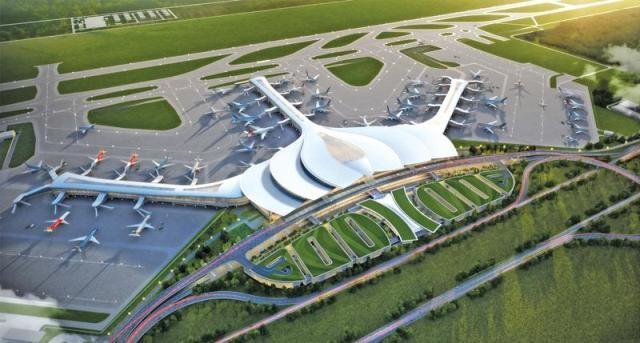 Vietnam Airlines đề xuất rót 10.000 tỷ đồng vào dịch vụ phụ trợ sân bay Long Thành ảnh 1