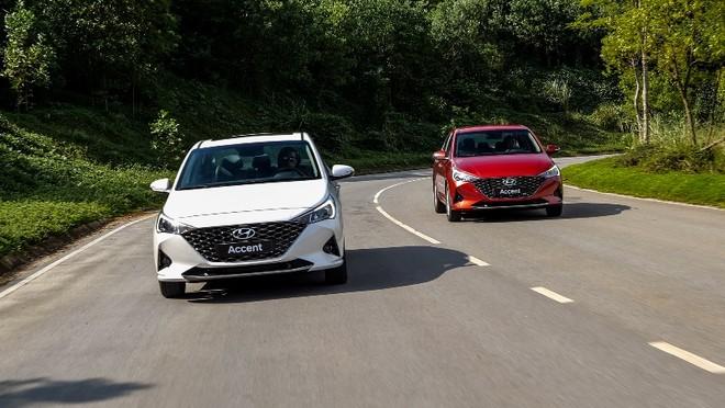 Hyundai Accent bản 2021 ra mắt với giá cạnh tranh ảnh 1