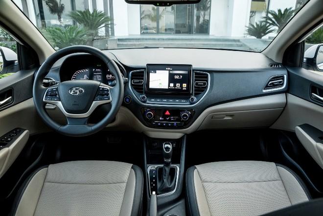 Hyundai Accent bản 2021 ra mắt với giá cạnh tranh ảnh 2