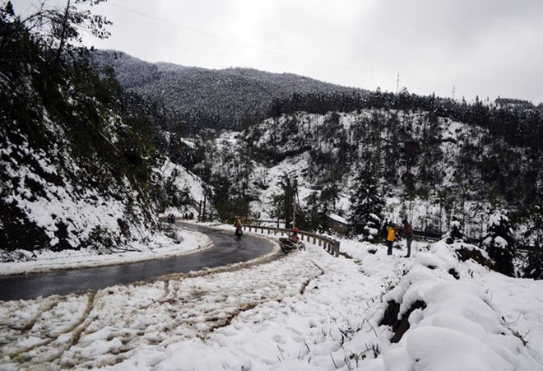 Bắc bộ rét đậm dưới 5 độ C, vùng núi cao có thể xuất hiện băng giá vào cuối tuần ảnh 1