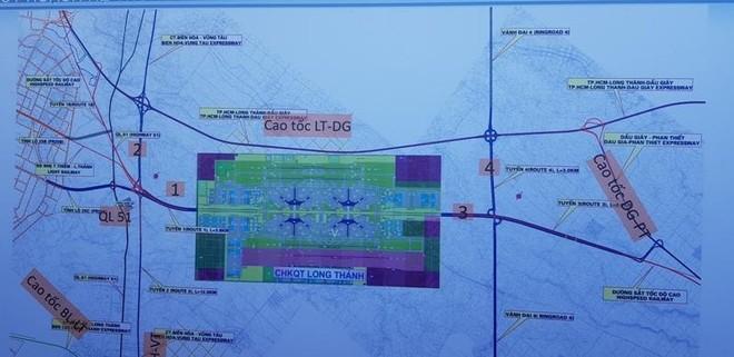 Khởi công siêu dự án sân bay quốc tế Long Thành hơn 16 tỷ USD ảnh 3