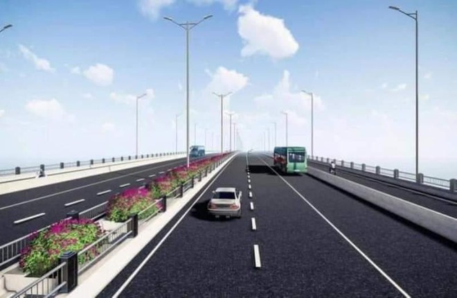 Hà Nội khởi công xây dựng cầu Vĩnh Tuy 2 hơn 2.500 tỷ đồng ảnh 2