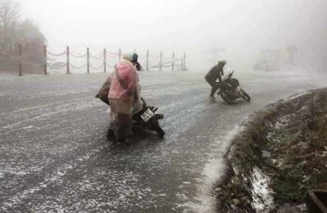 Nghiên cứu quy định về tổ chức giao thông khi có mưa tuyết, băng giá ảnh 1