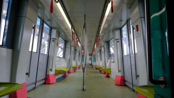 Người dân nói gì về đoàn tàu tuyến metro Nhổn-Ga Hà Nội? ảnh 2