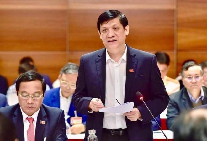 Cấp phép lưu hành vaccine Covid-19 đầu tiên ở Việt Nam ảnh 1