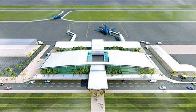 Phê duyệt quy hoạch chi tiết sân bay Quảng Trị tại huyện Gio Linh ảnh 1