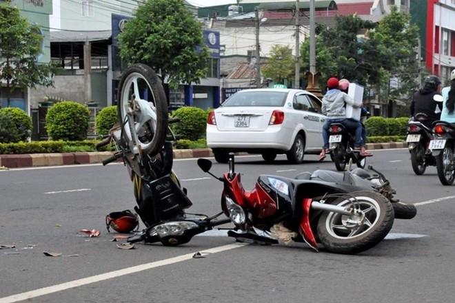 Ngày 30 Tết, cả nước có 16 người chết vì tai nạn giao thông ảnh 1