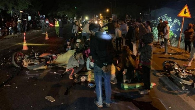Toàn quốc xảy ra 31 vụ tai nạn giao thông khiến 19 người thiệt mạng trong ngày mùng 4 Tết Tân Sửu ảnh 1
