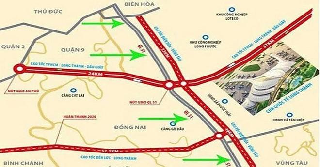 Đề nghị thẩm định cao tốc Biên Hòa- Vũng Tàu xấp xỉ 19.000 tỷ đồng ảnh 1