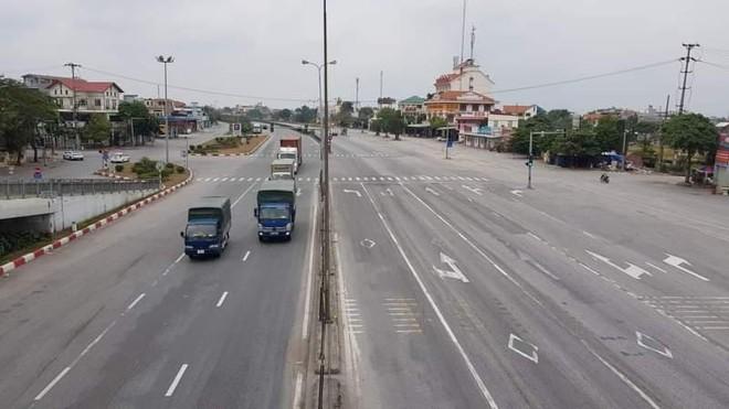Cấm nhiều loại phương tiện lưu thông trên quốc lộ 5 ảnh 1