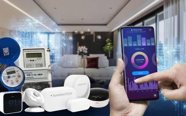 Sunshine Tech tiên phong mang chuỗi giải pháp nhà thông minh để nâng tầm cuộc sống ảnh 1