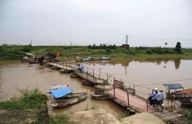 Hà Nội sẽ chi 72 tỷ đồng xây cầu Lương Phúc qua sông Cà Lồ nối Sóc Sơn và Bắc Ninh? ảnh 1