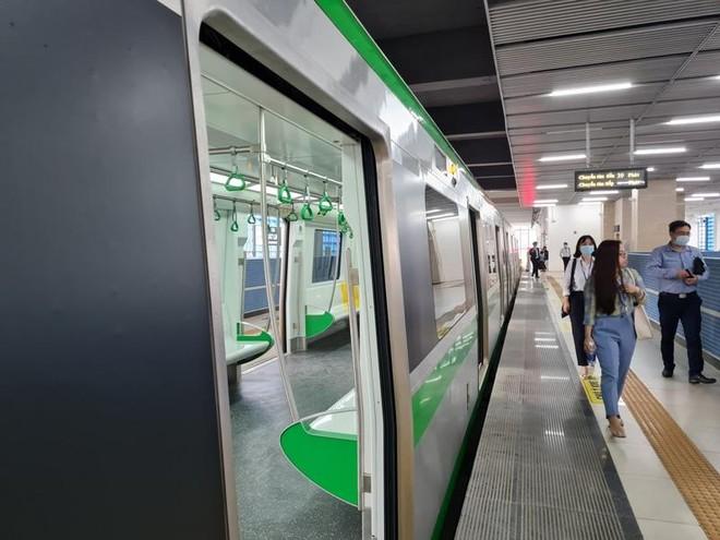 20 ngày nữa, dự án đường sắt Cát Linh- Hà Đông sẽ vận hành thương mại? ảnh 1