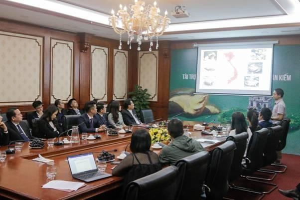 Danko Group đồng hành cùng dự án bảo tồn rùa Hoàn Kiếm ảnh 3