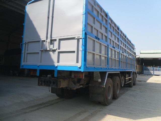 Thủ tục hoán cải xe khách cũ thành xe tải chở hàng ra sao? ảnh 1