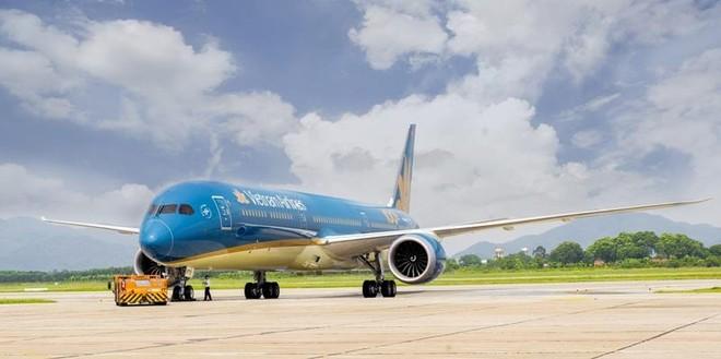 Vietnam Airlines khai thác bốn đường bay quốc tế từ ngày mai, 1-4 ảnh 1