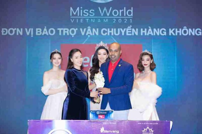 Vietjet bảo trợ vận chuyển hàng không cho cuộc thi Miss World Vietnam 2021 ảnh 1