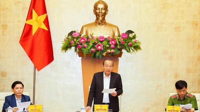 Số người chết vì tai nạn gia tăng, Phó Thủ tướng yêu cầu tìm nguyên nhân ảnh 1