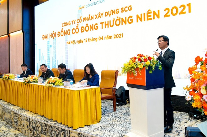 ĐHCĐ SCG: Đặt mục tiêu lợi nhuận tăng trưởng 178%, đẩy mạnh đầu tư BĐS công nghiệp và tăng cường hợp tác BCC ảnh 3