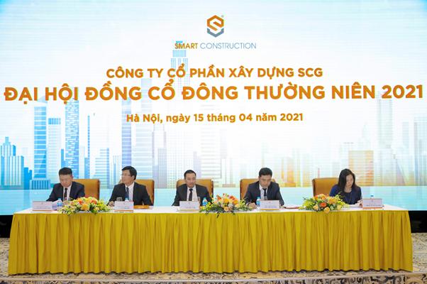 ĐHCĐ SCG: Đặt mục tiêu lợi nhuận tăng trưởng 178%, đẩy mạnh đầu tư BĐS công nghiệp và tăng cường hợp tác BCC ảnh 1