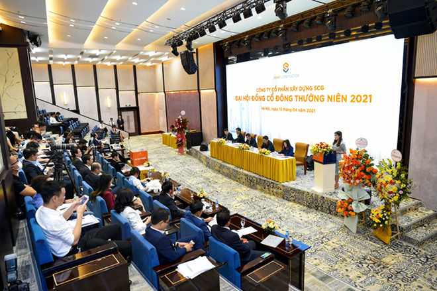 ĐHCĐ SCG: Đặt mục tiêu lợi nhuận tăng trưởng 178%, đẩy mạnh đầu tư BĐS công nghiệp và tăng cường hợp tác BCC ảnh 2