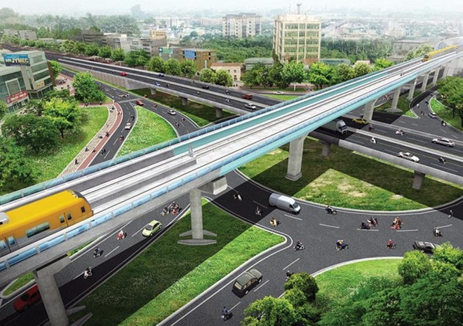 Thuê tư vấn nội và ngoại cùng thẩm tra dự án metro số 5 Văn Cao- Hòa Lạc ảnh 1