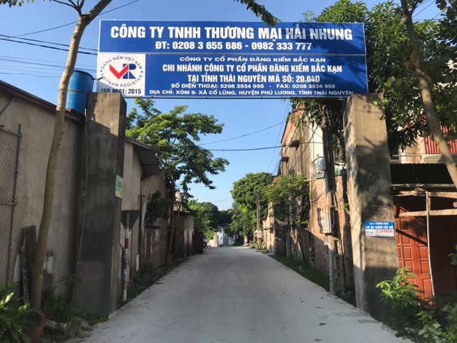 Thái Nguyên: Trung tâm đăng kiểm bị đình chỉ toàn bộ hoạt động 1 tháng ảnh 1